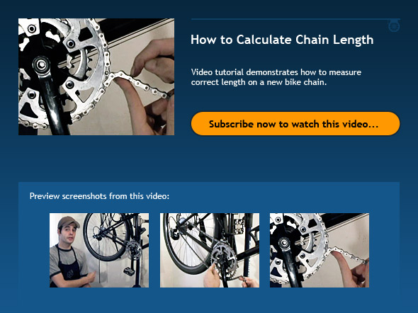 How to Calculate Chain Length