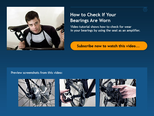 How to Check If Your Bearings Are Worn