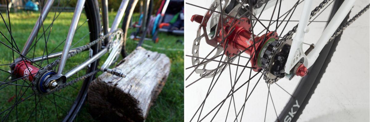 Dicta 3//32 Freewheel BMX Single Speed 14 15 16 17 18 Teeth Race