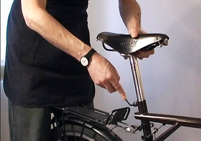 How To Adjust Your Seat Height And Angle Bicycle Tutor Video