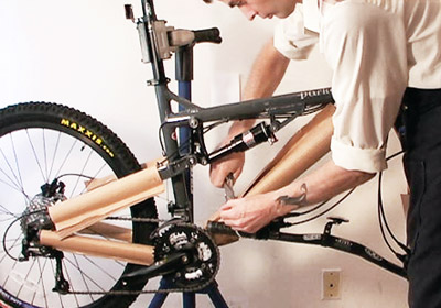 How to Assemble a New Bike