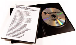 BicycleTutor on DVD